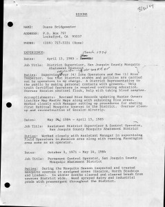 03-30-94_Bridgewater-Resume_Page_1