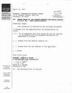 04-14-97 Tom Beard WCAB Farrell Fraulob & Brown_Page_01