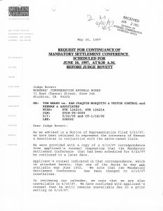 06-02-97 Tom Beard WCAB Order Of Continuance by Letter_Page_2