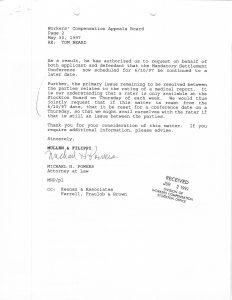 06-02-97 Tom Beard WCAB Order Of Continuance by Letter_Page_3