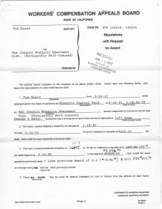 06-26-97 Tom Beard WCAB Minutes of Hearing_Page_1