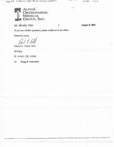 08-09-01 Alpine Ortho Letter to Tom Beard's lawyer_Page_2