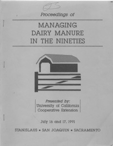 10_Managing Dairy Manure in the Nineties