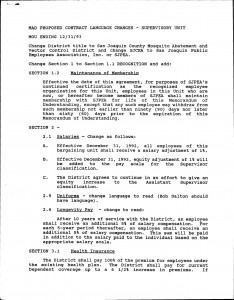 12-31-93_SJCMVCD-Supervisors-MAD-Supervisory-Unit-Proposed-Contract-Language_Page_1
