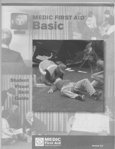 13_Medic First Aid Basic-StudentVisualSkillGuide