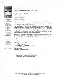2000-05-16_Board-of-Trustees-Letter-to-SEIU-Rep-Gary-Langston