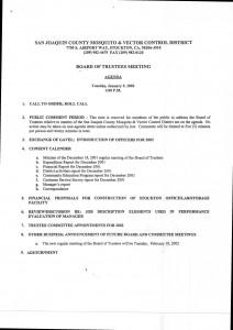 2002-01-09_SJCMVC-District-Board-of-Trustees-Meeting-Agenda
