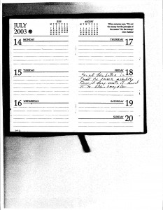 2003-07-14_D.-Bridgewater-Personal-Calendar-July-14-18-2003