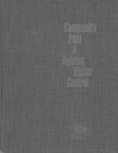 27_Community Pest & Related Vector Control