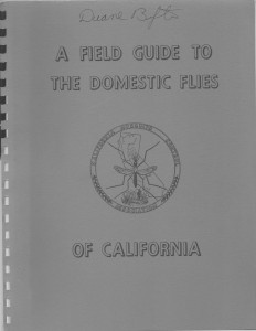 29_A Field Guide to the Domestic Flies of California