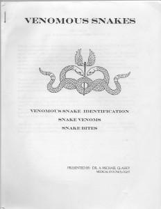 30_Venemous Snakes