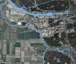 Stockton Sewage