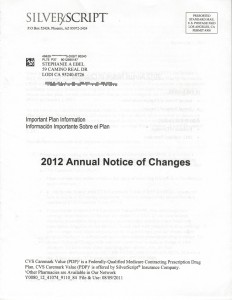 01-01-12_Stephanie Ebel Silver Script 2012 Annual Notice Booklet