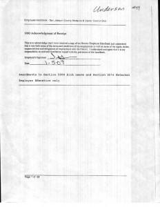 01-05-09_Retaliation-for-Work-Comp-Employee-Handbook-Sick-Leave01