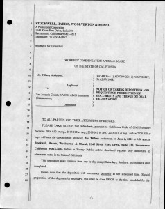 02-10-10 Stockwell Deposition Notice_Page_1