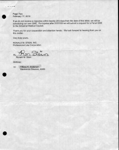 02-17-10 Stein letter to Stockwell_Page_2