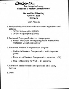 04-10-08_General Staff Meeting RE Harrassment employee protection line_Page_1