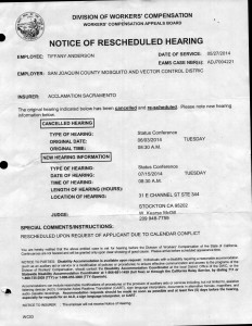 05-27-14 Notice of Rescheduled Hearing1