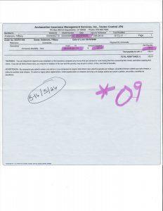 05-29-09 AIMS TD Check