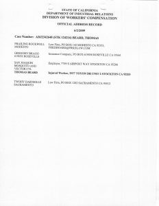 06-02-09 Tom Beard Official Address Record_Page_1