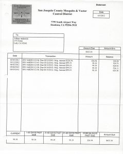 06-05-12 VECTOR BILLED FOR INSURANCE DURING DENIAL OF CLAIMS 2