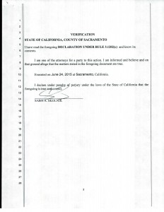 06-24-15 Notice of EX Parte Re Allems12