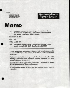 07-28-10_Stockwell memo conflict with TA
