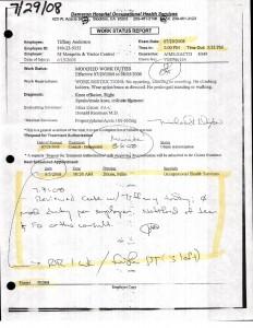 07-29-08_DOH-Work-Status-Report01