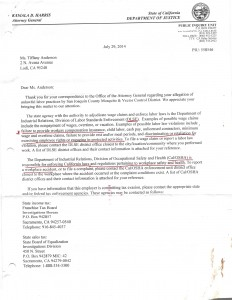 07-29-14 Kamala Harris to TA Whistle Blower_Page_1