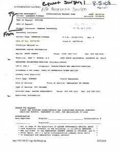 08-25-08-Alpine-Orthopaedic-Request-Form-Sent-to-AIMS