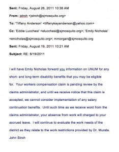 08-26-11 Stroh forcing me to disability denied claim01