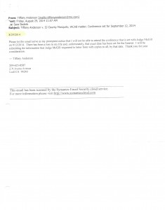 08-29-14-Email-to-Skolnik-Funeral-Conflicts-With-9-12-14-Conference