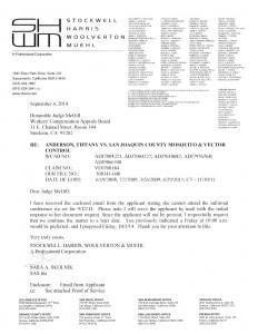 09-05-14_SKOLNIK LETTER TO JUDGE MCGILL_ANDERSON.pdf__12962277_Page_1