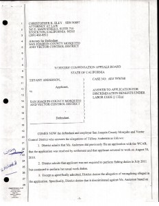 09-14-11_ELEY-WCAB-DENYING-CHARGES01