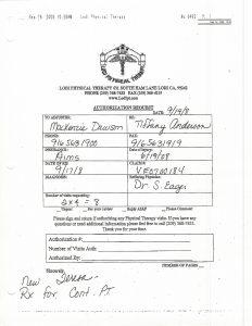 09-19-08 Lodi PT Fax to AIMS Mackenzie Dawson