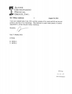 09-19-11_STOCKWELL AMENDMENT TO OBJECTION TO DECLARATION OF REA06