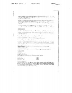 09-19-11_STOCKWELL AMENDMENT TO OBJECTION TO DECLARATION OF REA15