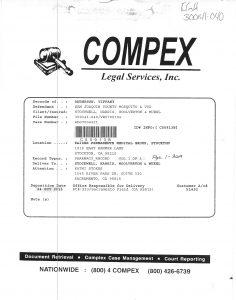 09-21-11 Subpoena Kaiser Kaiser Medical Records Produced Volume 1 of 3 369 pages Stockton Eric Helphrey