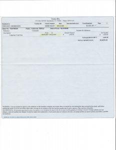 09-22-09 AIMS TD Check