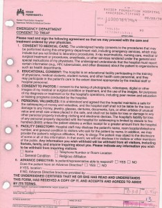10-03-11 Emergency Room Visit Expsoure Treatment and Penalty by Stroh-Lucchesi_Page_1