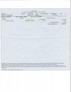 10-06-09 AIMS TD Check