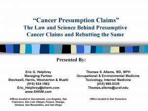 10-10-13_#1 Cancer Presumption Claims Helphrey & Allems Stockwell Conflict of Interest_Page_01