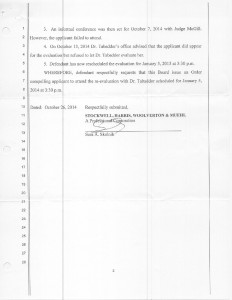 10-26-14_Petition-to-Compel-QME-Evaluation02