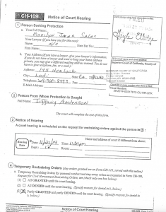11-21-14 Sales construction Restraining Order 1married