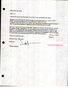 11-30-09-TA-to-Steins-office-re-Whistle-Blower-Investigation-AI01