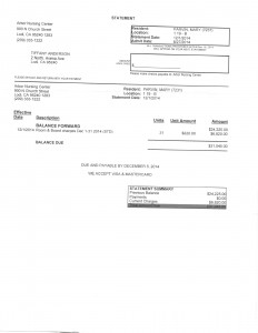 12-01-14_Arbor Statement Billing MJP1