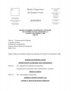 12-13-05_County BOS Agenda item #3901