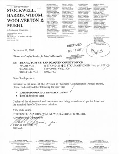 12-14-07 Tom Beard Amended Notice of Representation Stockwell Helphrey AIMS Dawson_Page_2