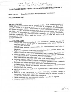 12-17-08 Job Description handed to me by Murata 4 years into employement First time I had seen job duties _Page_1
