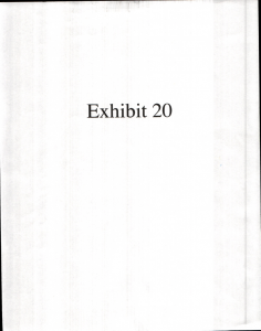 Exhibit 20 (1)